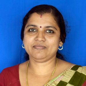 Ms. Vinitha B Nair