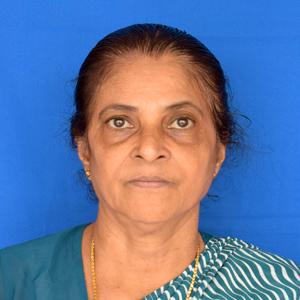 Ms. Rosamma K M
