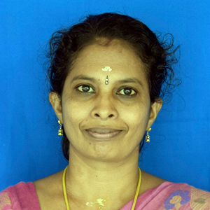 Ms. Sreeja Rajesh